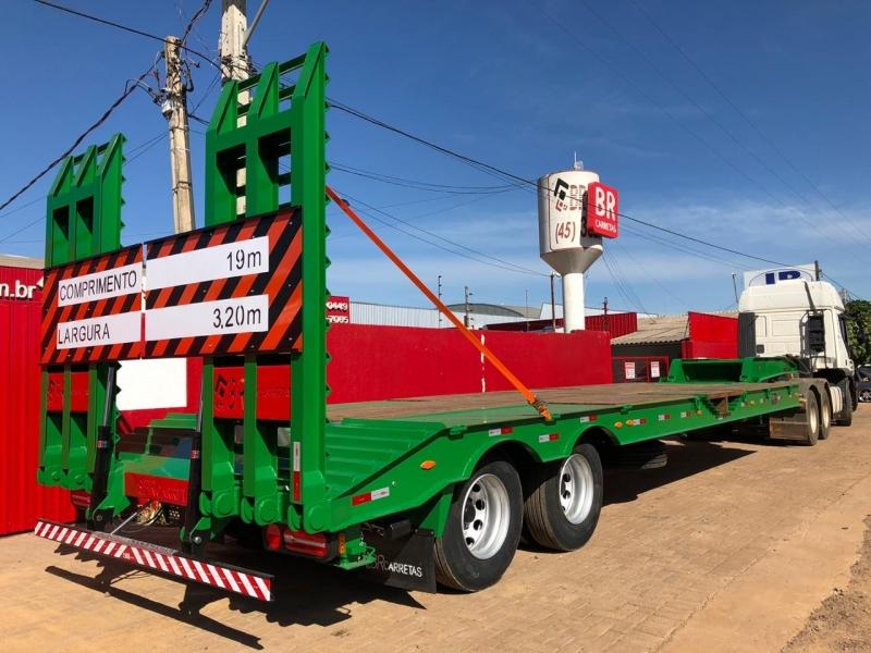 Onde Encontrar Prancha Agrícola para Truck GUAIRA - Prancha Agrícola 3 Eixos