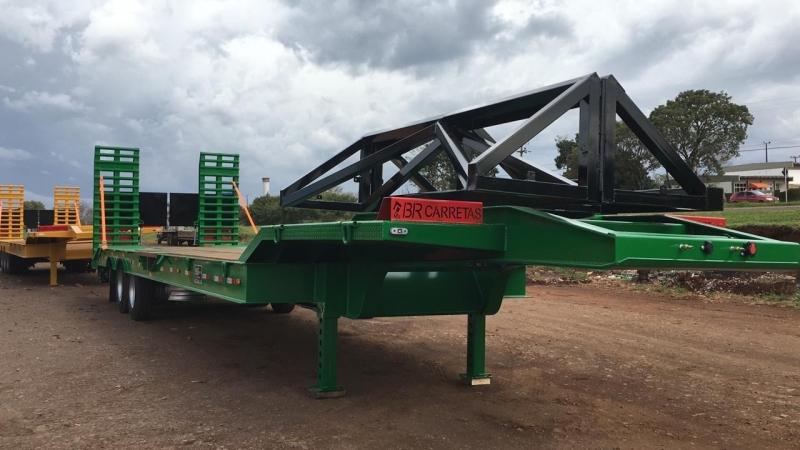 Prancha Agrícola de Truck Valor Belém - Prancha Agrícola