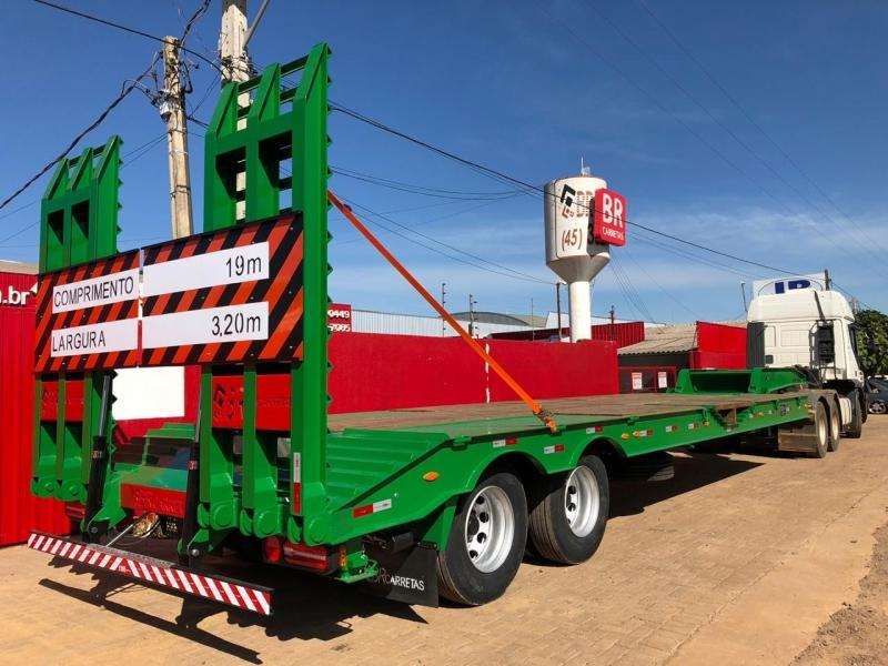 Prancha Agrícola para Truck Laranjeiras do Sul - Prancha Agrícola