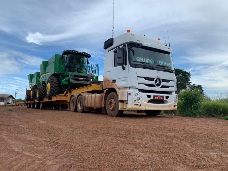 Prancha Agrícola Truck à Venda Iacri - Prancha Agrícola
