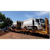 caminhão prancha 4 eixos Porto Seguro
