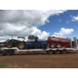 carreta prancha agrícola Ouro Preto