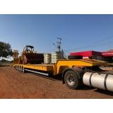 prancha 5 eixos para caminhão Uruguaiana