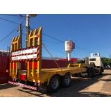 prancha agrícola de caminhão valor Paraíso do Tocantins