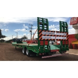 prancha agrícola de truck à venda Jataí