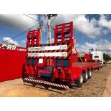 prancha agrícola para caminhão à venda Pará
