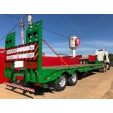 prancha agrícola para truck Laranjeiras do Sul