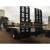 prancha fixa para caminhão truck à venda Guarapuava
