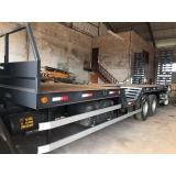 prancha fixa para caminhão truck preços MANDAGUACU