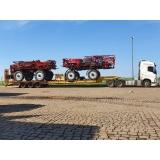 prancha para máquinas agrícolas valor Montes Claros