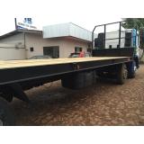 prancha truck 3m Bahia