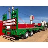 prancha agrícola para truck