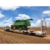 prancha para máquinas agrícolas