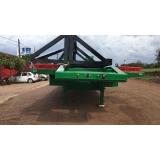 preço de carreta prancha Mato Grosso do Sul
