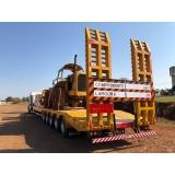 venda de prancha para transporte de colheitadeira Mato Grosso